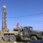 Бурение-скважины-в-Кингисеппском-районе-Ленинградской-области